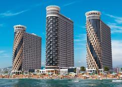 Orbi Luxury Apartments - Batumi - Building