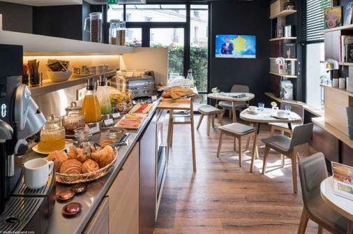 Hotel Max - Paris - Buffet