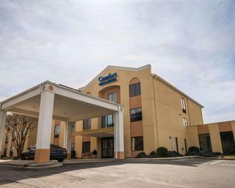 Comfort Inn & Suites - Morganton - Building