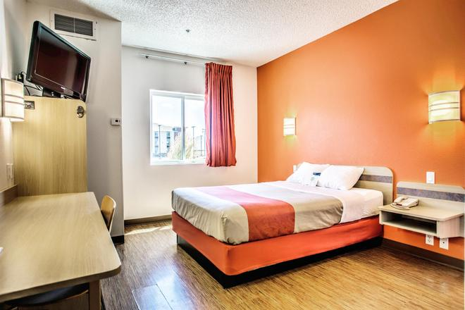 Motel 6 Missoula - Missoula - Bedroom