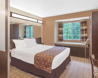 Microtel Inn & Suites by Wyndham Manchester - Manchester - Ložnice