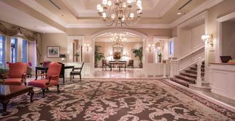 The Sutton Place Hotel - Vancouver - ונקובר - לובי