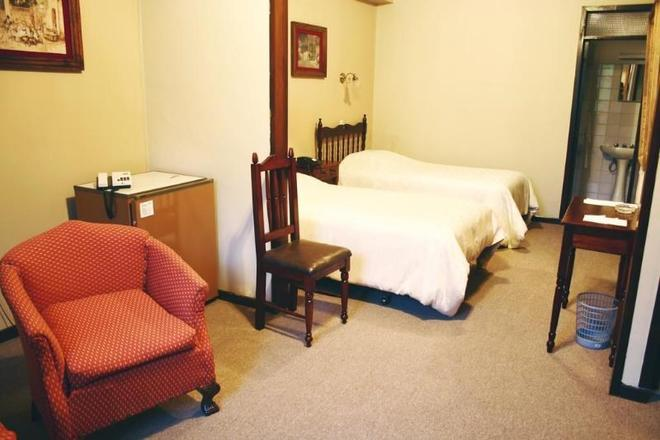 Colonial - Sucre - Makuuhuone