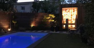 Urbanhouse Cocoon Studio - Tu-lu-dơ - Bể bơi