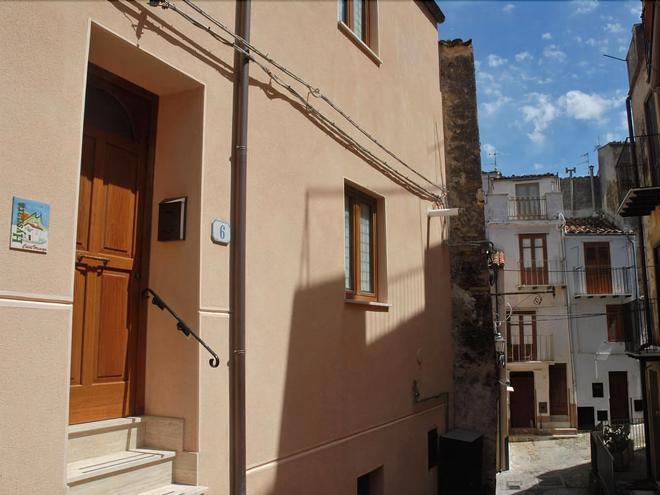 Hysnara Casa Vacanze - Isnello - Outdoors view