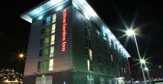 Hilton Garden Inn Glasgow City Centre - Glasgow - Building