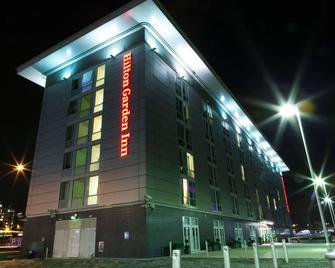 Hilton Garden Inn Glasgow City Centre - Glasgow - Gebouw
