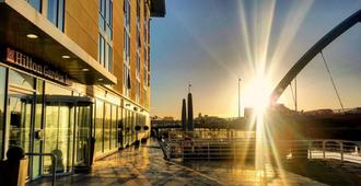 Hilton Garden Inn Glasgow City Centre - Glasgow - Utsikt