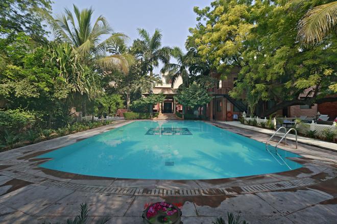 蘭籓卡宮酒店 - 久德浦 - 焦特布爾 - 游泳池