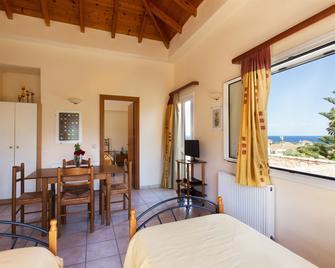 Hotel Xifoupolis - Monemvasia - Dining room