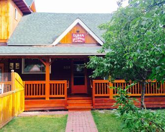 Luna Bed & Breakfast - Grand Forks - Gebouw