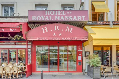 Hotel Royal Mansart - Paris - Building