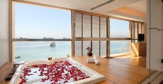 Kempinski Hotel Aqaba Red Sea - עקבה - חדר שינה