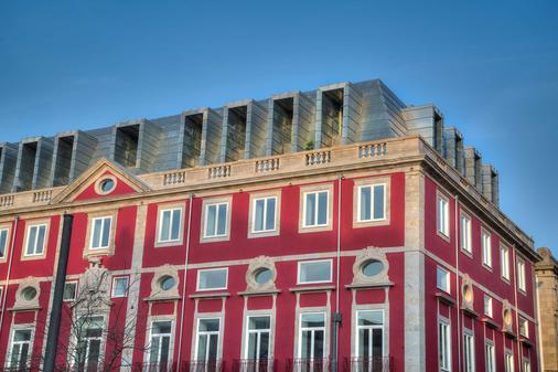NH Collection Porto Batalha - Porto - Rakennus