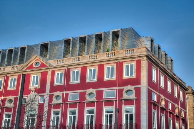 NH Collection Porto Batalha - Порту - Здание