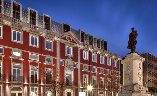 NH Collection Porto Batalha - Porto - Building