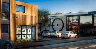 538 Great King Motel - Dunedin - Toà nhà