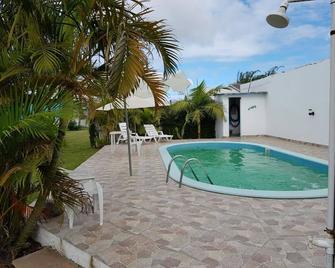 Hotel Parque Da Lagoa - Tavares - Pool