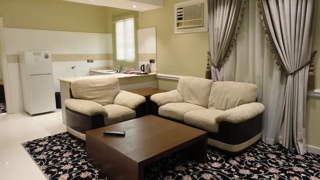Dary Furnished Apartments 2 - Riyadh - Living room
