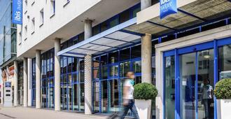 Ibis Budget Stuttgart City Nord - Stuttgart - Gebäude