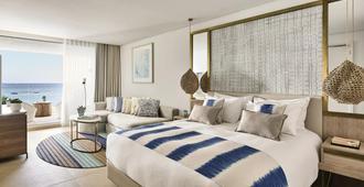 Nobu Hotel Ibiza Bay - איביזה - חדר שינה