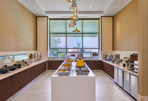 Hilton Los Angeles North/Glendale & Executive Meeting Center - Glendale - Buffet