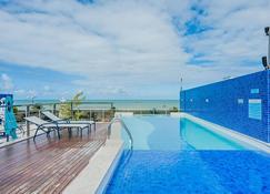 Apartamento Tambau a Beira Mar - Жуан-Пессоа - Pool