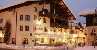 Hotel Zum Hirschen - Zell am See - Gebäude