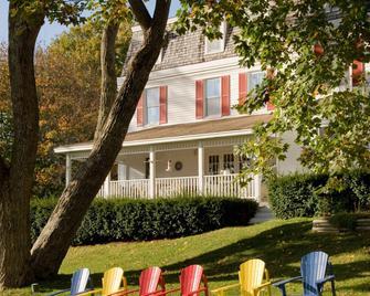 The Harbour Cottage Inn - Southwest Harbor - Building