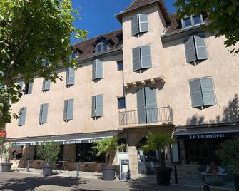 Hôtel Le Beaulieu - Beaulieu-sur-Dordogne - Edificio
