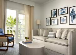 Parrot Key Hotel & Villas - Кі-Уест - Вітальня