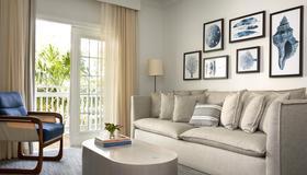 Parrot Key Hotel & Villas - Cayo Hueso - Sala de estar