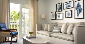 Parrot Key Hotel & Villas - Key West - Living room