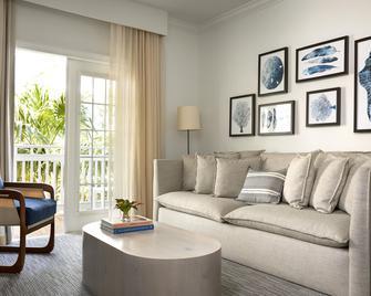Parrot Key Hotel & Villas - Key West - Vardagsrum