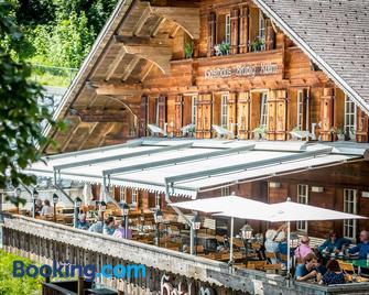 Gasthaus Brünig Kulm - Meiringen - Gebouw