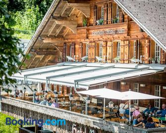 Gasthaus Brünig Kulm - Meiringen - Building