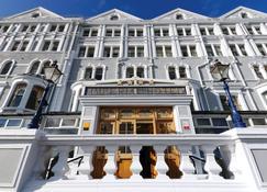 Imperial Hotel - Llandudno - Budynek