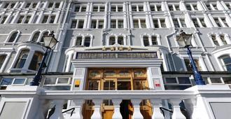 Imperial Hotel - Llandudno - Bygning