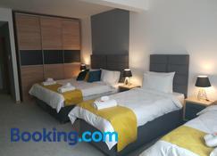 Atva Residence Hotel - Kičevo - Schlafzimmer