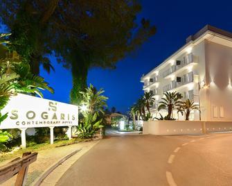Hotel Sogaris - Capaccio - Gebouw