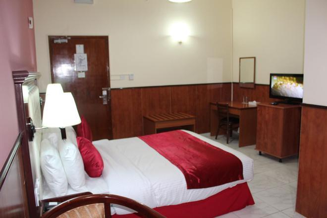 Grand Nova Hotel - Dubai - Bedroom