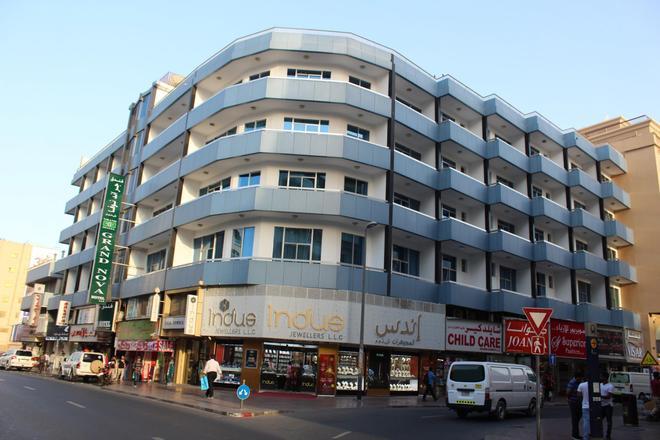 Grand Nova Hotel - Dubai - Building