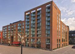 哥本哈根阿迪納公寓飯店 - 哥本哈根 - 建築