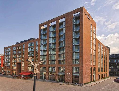 Adina Apartment Hotel Copenhagen - Copenhagen - Building