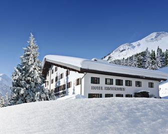Hinterwies - Lech am Arlberg - Building
