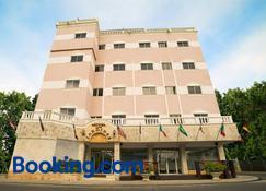 Hotel Los Jardines - Santiago de los Caballeros - Edificio
