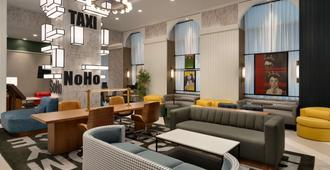 DoubleTree by Hilton New York Downtown - Nova York - Lounge