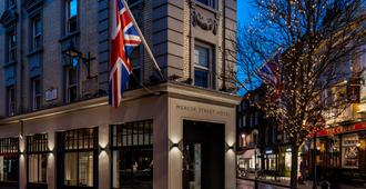 Radisson Blu Edwardian Mercer Street - Lontoo - Rakennus