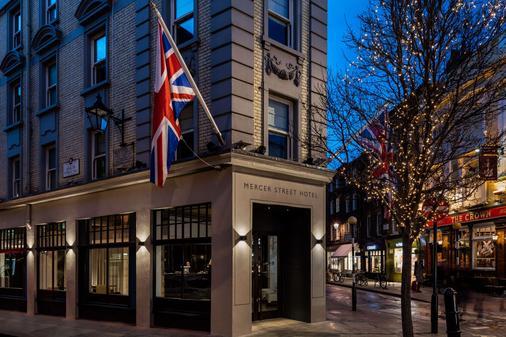 愛德華七世美世大街麗笙酒店 - 倫敦 - 倫敦 - 建築