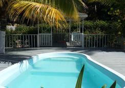 Roatan Sweecret Retreat - Oak Ridge - Pool